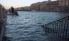 В Петербурге не будет наводнения. Вода пошла на спад