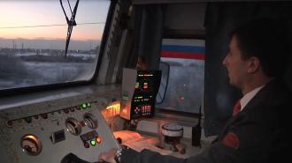 Вице-губернатор Максим Соколов поздравил петербуржцев с Днем работника транспорта
