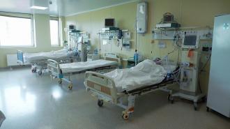 В Петербурге на ИВЛ находятся 167 пациентов с COVID-19