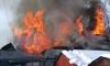 В Новом Девяткино загорелся склад: есть пострадавший
