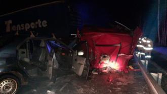 Двое водителей грузовиков погибли в ДТП в Ленобласти