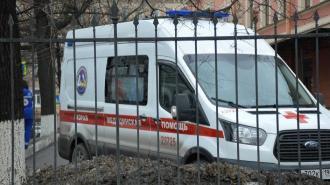 В Петербурге госпитализировали 6-летнего мальчика после наезда на него велосипедиста