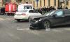 В жестком ДТП на набережной Лейтенанта Шмидта пострадали двое