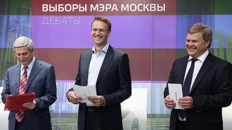 Выборы в Москве и Екатеринбурге признаными честными
