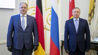 Партнерским отношениям между Петербургом и Дрезденом исполняется 60 лет