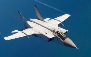 Истребители МиГ-31БМ получили новейшую навигацию для работы в Арктике