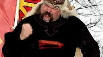 Вячеслав Дацик призывает Путина вместе строить Великий Хазарский Каганат