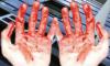 В Уфе отец зарезал жену, детей 2, 3 и 4-х лет и тяжело ранил 5-летнюю дочь