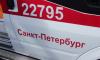 В Ленобласти школьный автобус с мертвым водителем съехал в кювет
