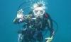 В аквапарке «Питерлэнд» под водой можно встретиться с ОМОНом