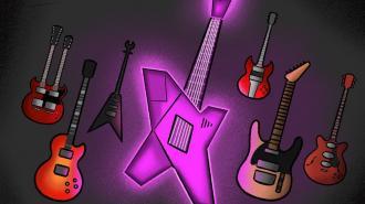 Студент ИТМО изобрел гитару для новичков и людей с ограниченными возможностями здоровья