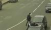 Очевидец: накануне два алкаша ломали машины на набережной Фонтанки