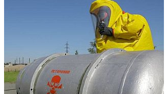 В Петербурге четверо рабочих отравились хлором и были срочно госпитализированы