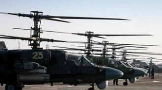 Россия уступила США первое место в производстве боевых вертолетов