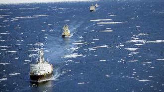 Эксперты в Петербурге: Изменение климата может продлить сезон судоходства