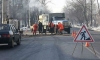 Ремонт дорог в Петербурге начнется не раньше июня