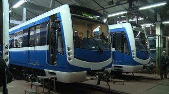 Петербургский метрополитен потратит почти 10 млрд рублей на 96 новых вагонов