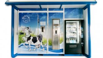 Прокуратура: Молоко в молокоматах не было стерилизовано