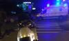 На Луначарского и Культуры из-за ДТП с мотоциклом вызывали две скорые
