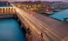 Турист из Марокко врезался головой в петербургский мост
