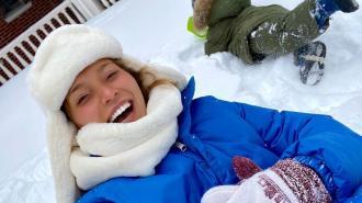 Сын Регины Тодоренко и Влада Топалова доставлен в больницу