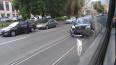 На проспекте Обуховской обороны произошло ДТП с участием ...