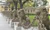 Со Свердловской набережной уберут скульптуры бронзовых львов