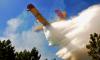 Тушивший пожары самолет разбился и спровоцировал новый пожар