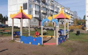 В 2020 году в Выборгском районе в действие ввели почти 193 тысячи кв. м. жилья