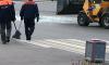 На улице Димитрова затруднено движение: на проезжей части рассыпаны стекла