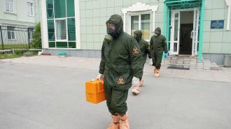 Заболеваемость коронавирусом в Петербурге выросла за неделю на 40%