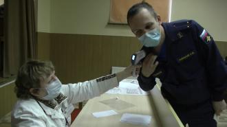 Более 100 тыс. военнослужащих ЗВО прошли вакцинацию от коронавируса