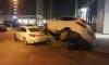 """""""Hyundai"""" припарковался на """"Opel Insignia"""" рядом с Дальневосточным проспектом"""