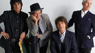 Поклонница родила на концерте The Rolling Stones