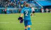 """Фанаты """"Зенита"""" вернули игрокам фиолетовые футболки в знак протеста"""