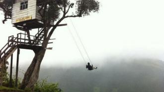 Самые высокие качели в мире появятся в конце ноября в Сочи