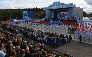 Выборгский район стал участником празднования 92-й годовщины Дня Ленобласти