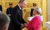Путин поздравил с днем рождения известногокомпозитора АлександруПахмутову
