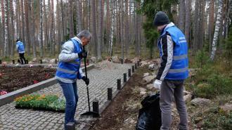 В Выборге до 30 мая продлится конкурс на лучшую уборку дворов