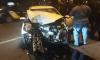 На Уральской улице иномарка врезалась в столб, водитель погиб
