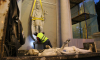 Скульптуры воинов вернутся на павильон Аничкова дворца 1 ноября