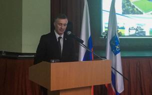 Валерий Савинов назначен первым замом главы администрации Выборгского района