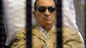 Экс-президента Египта Мубарака перевели из тюрьмы в госпиталь