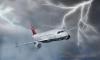 В аэропорту Сочи молния ударила в самолет во время посадки