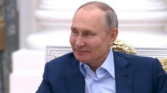 Путин подписал указ об увольнении ряда генералов Росгвардии