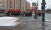 На проспекте Ветеранов ведутся ремонтные работы. Движение ограничено