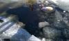 В Якутии машина с 5 детьми провалилась под лед
