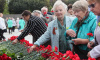 На Пискаревском кладбище почтили память погибших в годы блокады