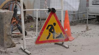 В Петербурге начали ремонт Ропшинского шоссе