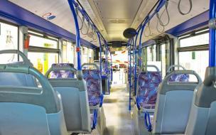 Как будут ходить пригородные автобусы в первые дни января